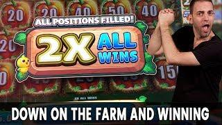 • Multiply THIS! • FARMVILLE Slot Win Makes Me VERY Happy!