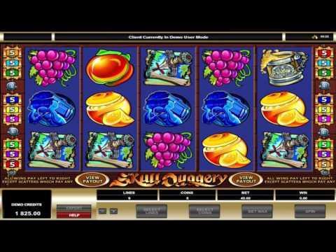 Skull Duggery Slot Machine Online ᐈ Microgaming™ Casino Slots