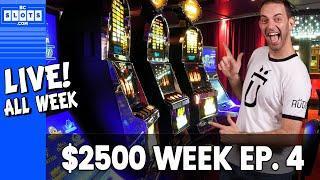 • THU LIVE •️ Ep. 4 • $2500 @ San Manuel Casino • BCSlots (S. 13 • Ep. 4)