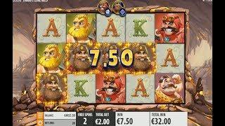 Dwarfs Gone Wild Online Slot from Quickspin with 7 Special Dwarf Features