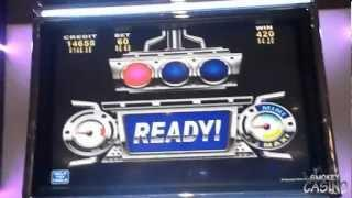 Broadside Bounty Slot Bonus & Line Hits - Konami