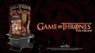 Game of Thrones - Fire and Blood Slot Game