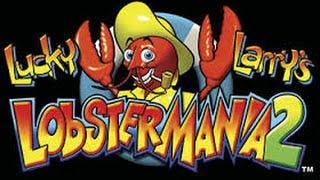 Lucky Larry's LobsterMania 2 - IGT Bonus Win