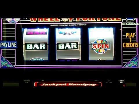 Wheel of Fortune Slot Machine *JACKPOT HANDPAY* - $30 Max Bet *LIVE PLAY* Bonus!