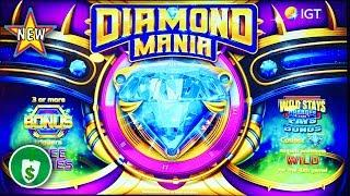 •️ New - Diamond Mania slot machine