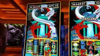 Dragon River Progressive chase (Peppermill casino Reno)