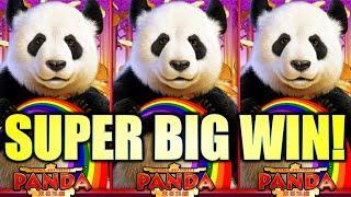 ⋆ Slots ⋆SUPER BIG WIN!⋆ Slots ⋆ THE PIG, THE KOI, & THE PANDA! PANDA DOUBLE HAPPINESS Slot Machine