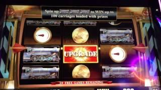 Gold Class Cash Express Bonus ~ TRAIN CAR TIME ~ MAX BET ~ BIG WIN ~ NICE!!! • DJ BIZICK'S SLOT CHAN