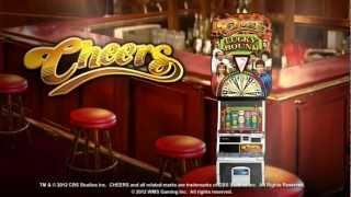 CHEERS Slot Machines By WMS Gaming