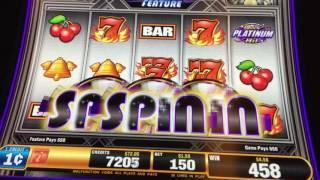 Quick Hit Platinum Plus FREE GAMES & WHEEL SPINS