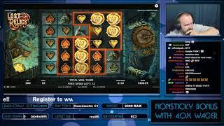 Big Bet!! Lost Relics Surprises With Super Big Win!!