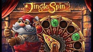 Jingle Spin [Netent] Christmas Game 2018 (Bigwins) And On Mobile