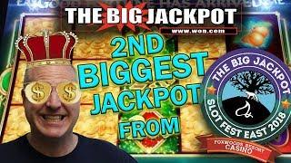 2nd BIGGEST JACKPOT from SLOT FEST EAST! • BIG BOOMS INCOMING!!