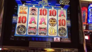 Aristocrat REELIN N' BOPPIN Slot Bonus *Nice Win*
