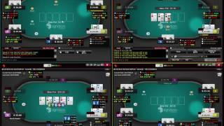 Road to High Stakes 2017: Episode 3 Part 3 of 6 - 25NL Ignition Cash Game Poker