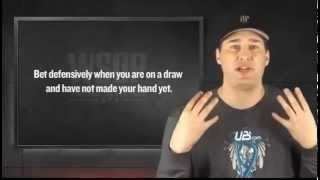 Poker Tips From The Pros - Important Poker Strategy And Tips For Live And Online Poker Games