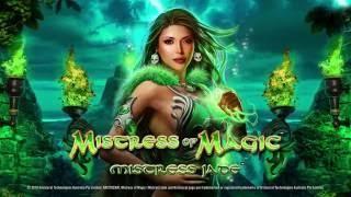 Mistress of Magic   Mistress Jade Slot Game•