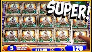 MY MOM IS DANCING WE WON SO MUCH!! • SUPER JUNGLE WILDS EVERYWHERE! • BrentSlots