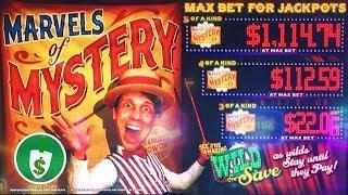 Marvels of Mystery slot machine, bonus