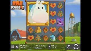 Fat Rabbit Slot - Big Win (Timmy E)