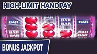 ⋆ Slots ⋆ High-Limit HANDPAY Playing Liberty Link Slots ⋆ Slots ⋆ Fu Dai Lian Lian & Quick Hit