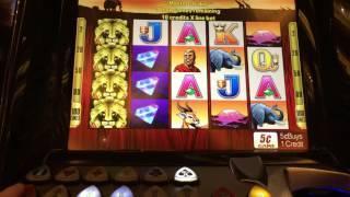 100 Lions Slot Machine pays off big in this Bonus round at the Sands Casino in Singapore