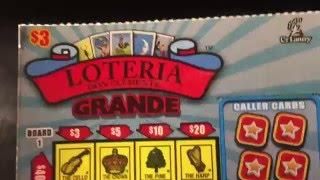 Connecticut Lottery Loteria scratch off ticket decent win