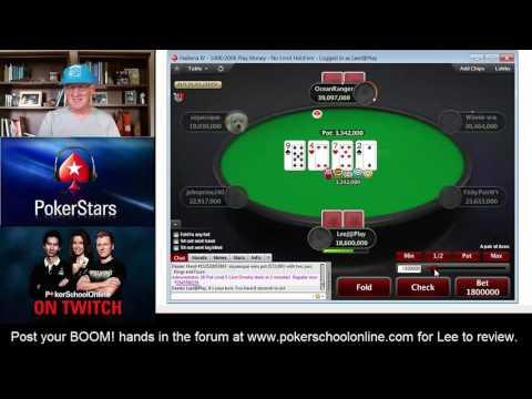 BOOM! Replayer Tutorial with Lee Jones - PokerStars
