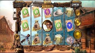 Wild Bandits Online Slot by OpenBet - Free Spins, Wild Shootout, Wilds West!