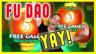 •️•HIGH LIMIT Room w/ Fu-Dao-YAY! & • BONUS on LIGHTNING Cash•San Manuel Casino • BCSlots #AD