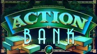 Action Bank Slot - GREAT SESSION, ALL FEATURES!