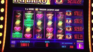 Bonuses and Jackpots - Jackpot Inferno #80