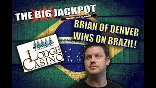 Brazil's Got A Win Ready For Brian Of Denver! • $5 Pull Bonus Round