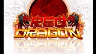 Red Dragon Slot | Freespins £2 bet + Enter the Dragon Feature | Big Win!