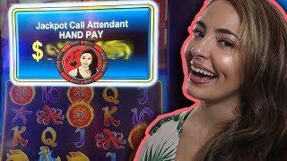 Massive Handpay Jackpot on Ultimate Fire Link Slot Machine in Vegas!