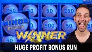 • WINNER! • HUGE Profit on Lightning Cash and SCREAMing Links