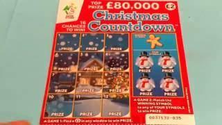 NEW Christmas Millionaire Scratchcard & Millionaire Monopoly..Jewels Millionaire