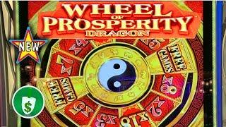 •️ New - Wheel of Prosperity Dragon slot machine, bonus