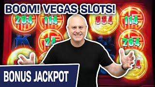 ⋆ Slots ⋆ BOOM! Jackpot Playing LAS VEGAS SLOTS ⋆ Slots ⋆ Rising Fortune PAYS ME WELL