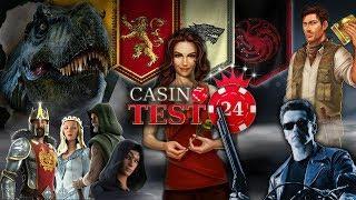 Sunday Evening Slots | !Casinoclub for 125% Parachute Bonus
