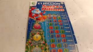 (Jan.2018) Unbelievable ..FaNtAsTiC..I HAVE NEVER SEEN THIS BEFORE.Scratchcard Game..WOW!..