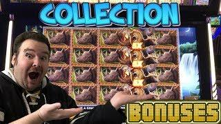 A Collection of Slot Machine Bonus Rounds and Huge Wins Vol. 18
