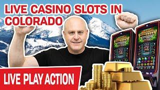 ★ Slots ★ LIVE HIGH-LIMIT CASINO SLOTS in Colorado ★ Slots ★ How Many JACKPOTS Will I Win?