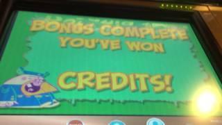 BUFFET MANIA Slot Machine HUGE Bonus WIN With ReTrigger!!!