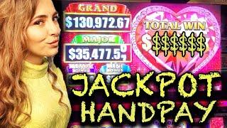 ★ Slots ★SWEET Handpay JACKPOT on High Limit Lock It Link Slot Machine at Hard Rock Tampa!★ Slots ★