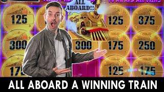 ALL ABOARD ⋆ Slots ⋆ the Winning CHOOO CHOOO Train! ⋆ Slots ⋆