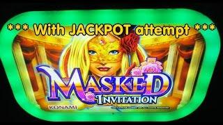 Konami - Masked Invitation with coin pusher