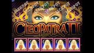 CLEOPATRA 2 Live Play session with bonus rounds. • Slots N-Stuff