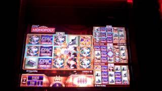 Line hit bonus on Epic Monopoly at Borgata Casino in AC