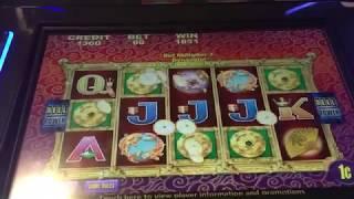 HUGE BIG WIN - 5 Bats Slot Machine Bonus - Deja Vu!